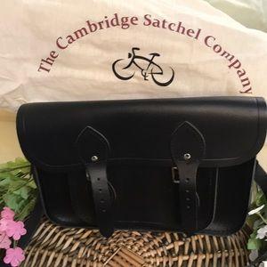 Cambridge Satchel Co. black purse
